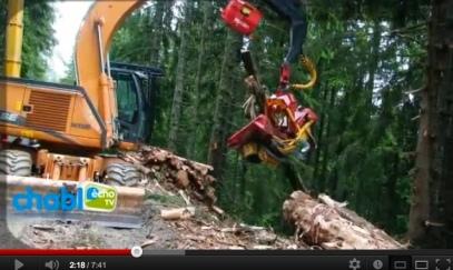 Vidéo Chabl'Echo la filière bois.youtube.com