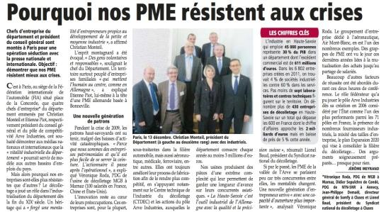 2012 12 20 Crise et PME