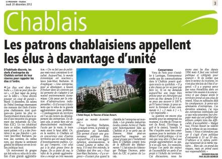 2012 12 20 les élus en Chablais