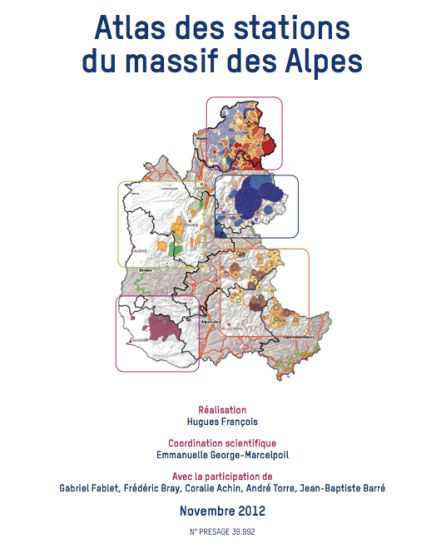 Atlas des stations des Alpes