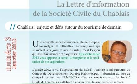 2013 01 31 lettre S2C n°3