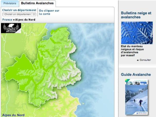 2013 04 20 bulletin avalanches alpes météo france