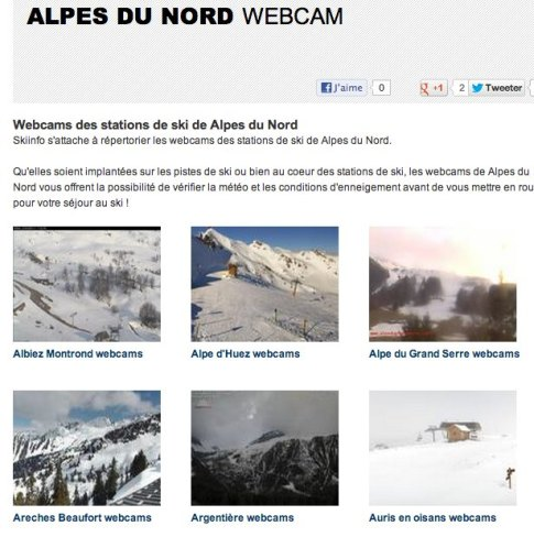 2013 04 23 webcams des Alpes